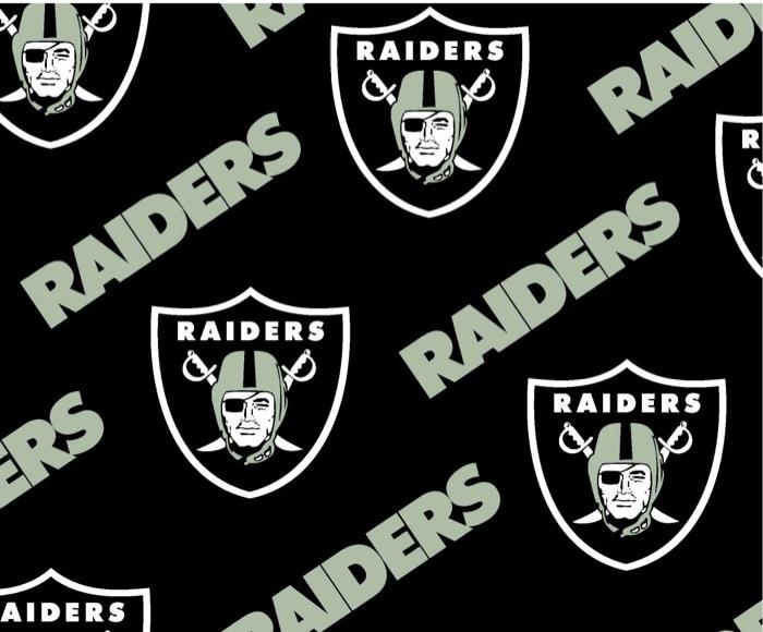 image regarding Printable Welding Cap Pattern named Oakland Raiders Black Welding Cap
