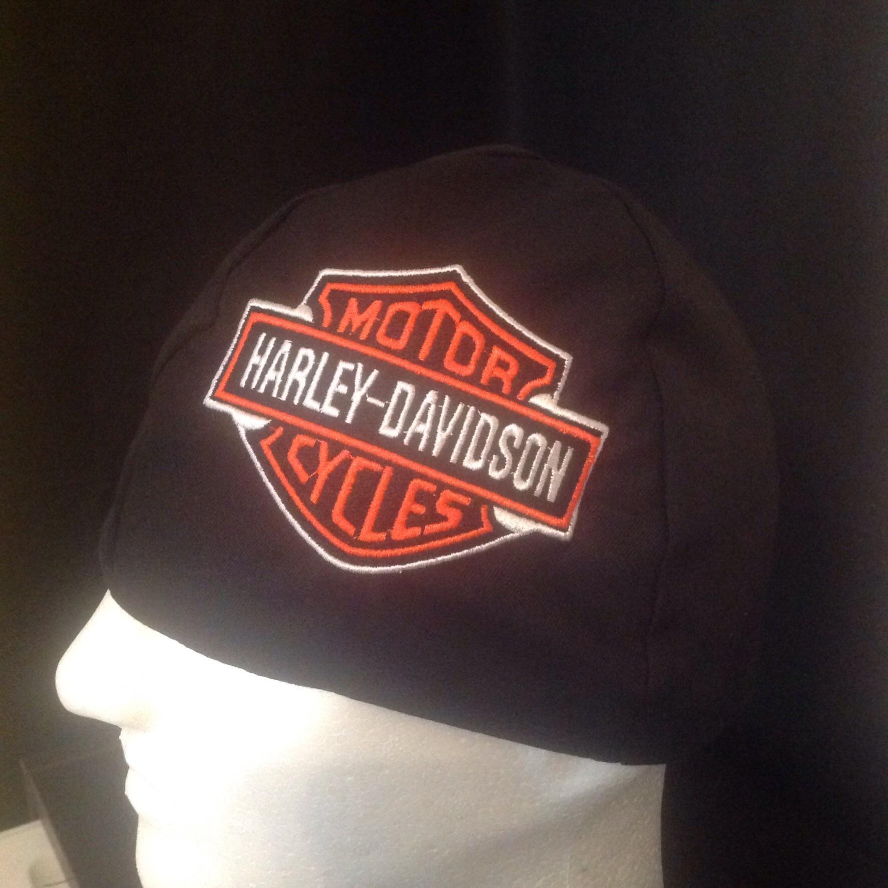 11b79132122 HARLEY DAVIDSON Welding Cap
